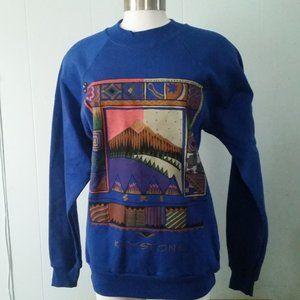 Vintage Sweatshirt Ski Keystone Colorado